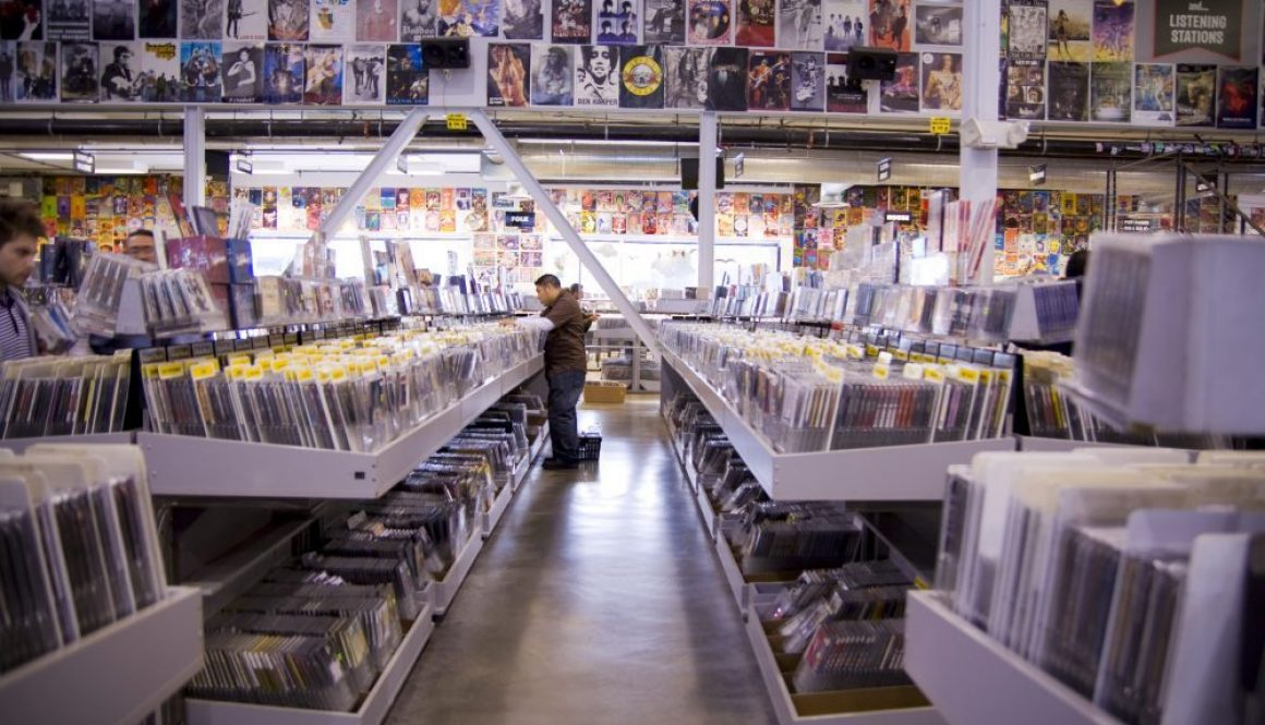 Amoeba Music Co-Founder Discusses Store's GoFundMe Drive: 'We're Trying to Keep the Culture Alive'