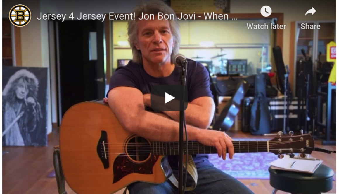 'Jersey 4 Jersey' Does Garden State Proud With Uplift from Bruce Springsteen, Jon Bon Jovi, Halsey, Tony Bennett, More