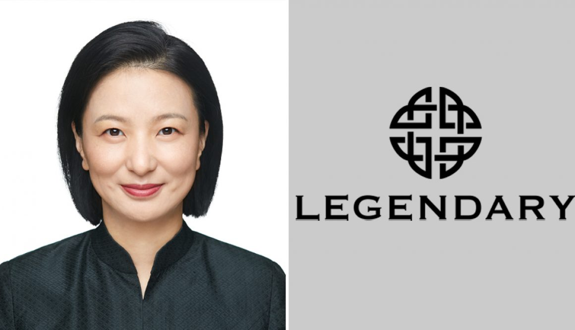 Legendary Entertainment Hires Sirena Liu as China CEO (EXCLUSIVE)