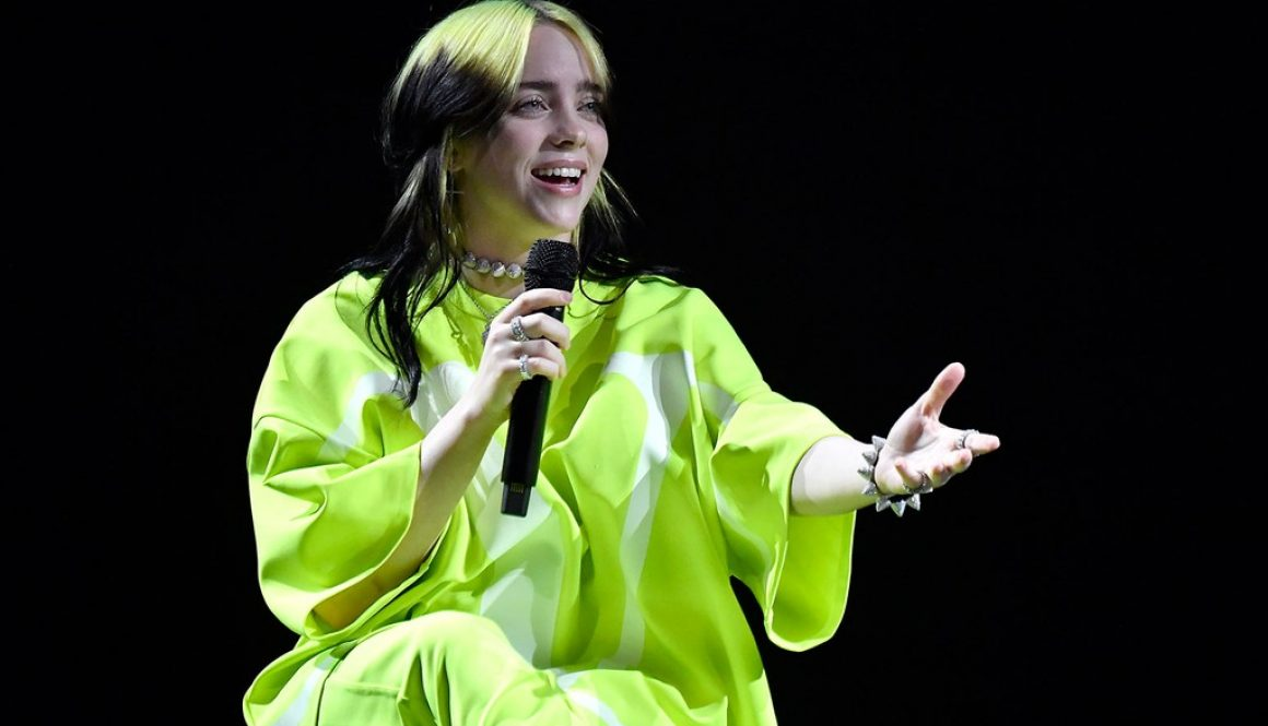 Billie Eilish Takes Trolls to Task With 'Not My Responsibility': Watch