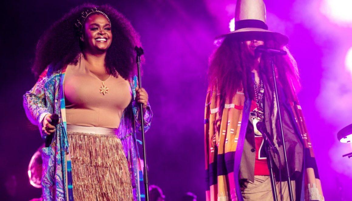 Erykah Badu and Jill Scott Streams Triple After 'Verzuz' Battle