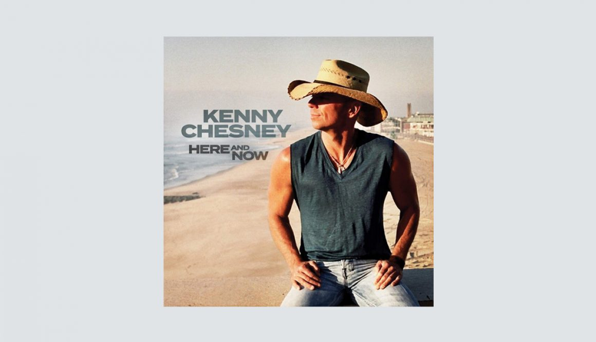 Kenny Chesney's 'Here and Now': Album Review