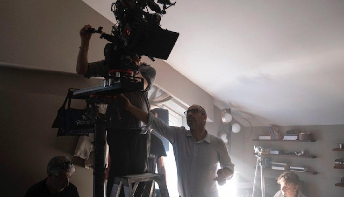 Could Ex-Studiocanal Chief Olivier Courson Make a Big Media Comeback?