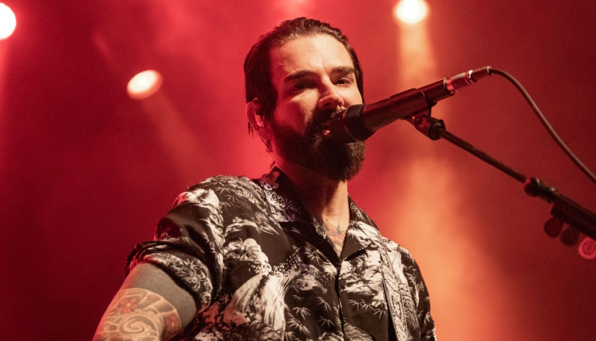 Dashboard Confessional Singer Chris Carrabba Recovering From 'Severe' Motorcycle Accident