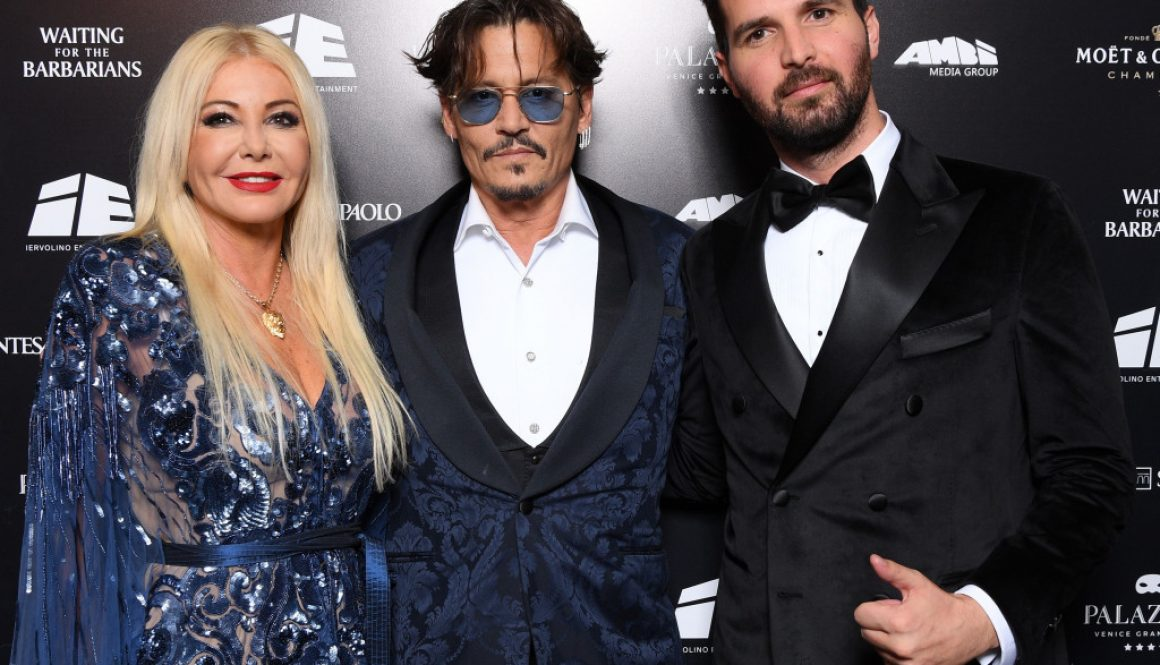 Johnny Depp to Voice Lead in New Animated Series 'Puffins' From Iervolino Entertainment (EXCLUSIVE)