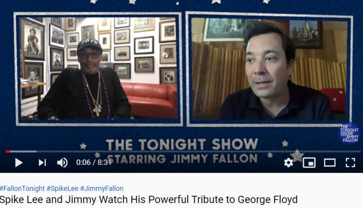 Spike Lee Tells Jimmy Fallon That History Is Repeating Itself