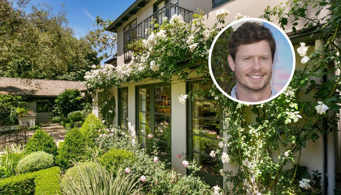 'Workaholics' Alum Anders Holm Relaxes in South Pasadena