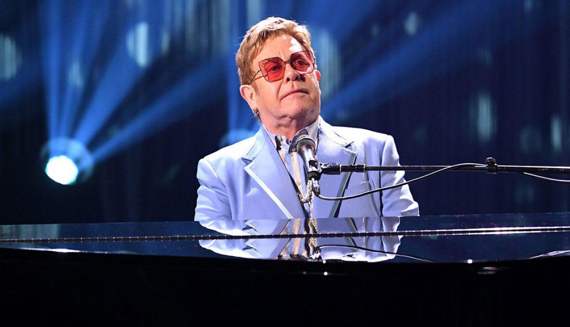 Elton John's Debut Album Gets Reissue Treatment on 50th Anniversary of Troubadour Set