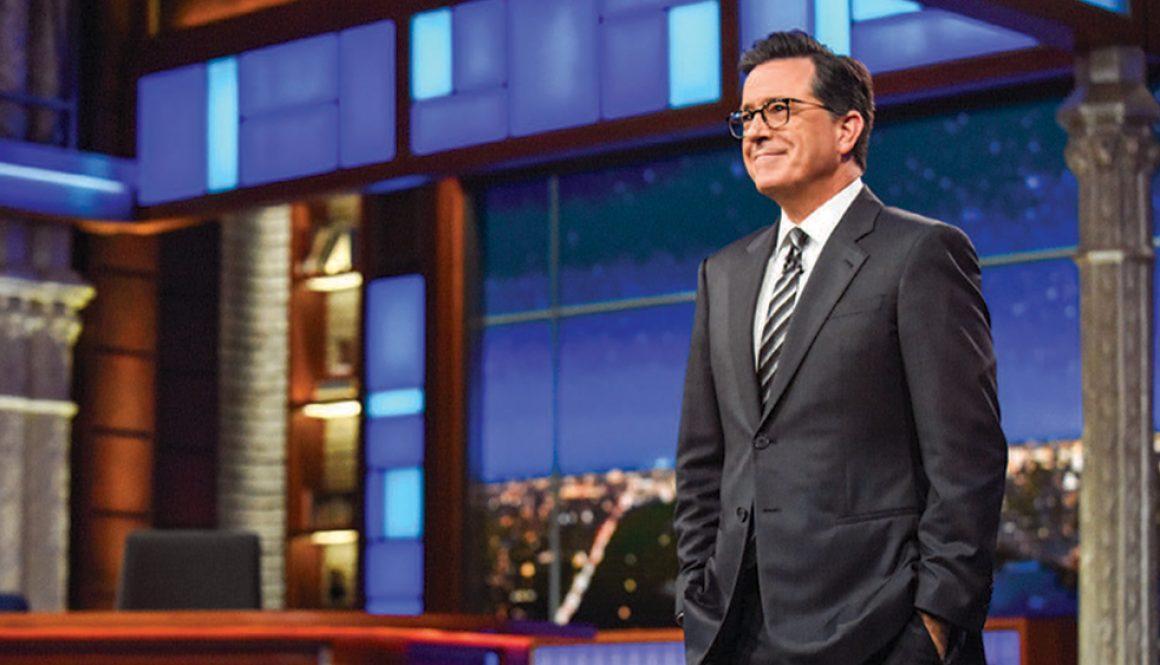 Stephen Colbert, James Corden Will Return to Studios in Bid for Late-Night Normalcy