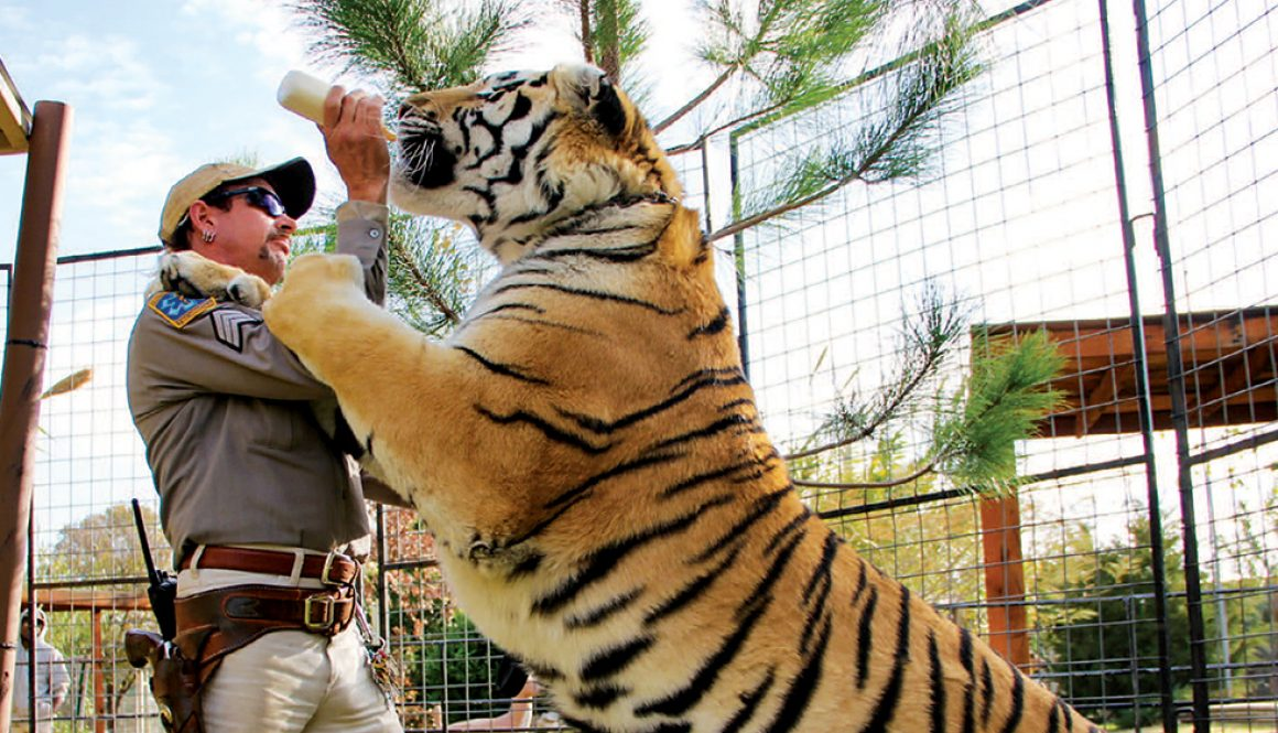 'Tiger King' Zoo Is Now Permanently Closed, New Park Will Become Production Set