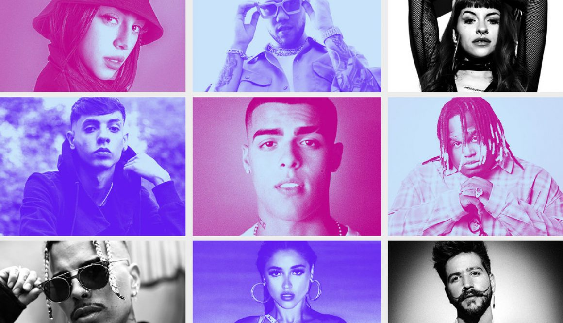 Hispanic Heritage Month 2020: Who's The Best Latin Artist On The Rise? Vote!