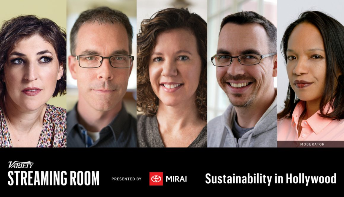 Mayim Bialik to Keynote Final Episode of Variety Streaming Room's 'Sustainability in Hollywood' Presented by Toyota Mirai Sept