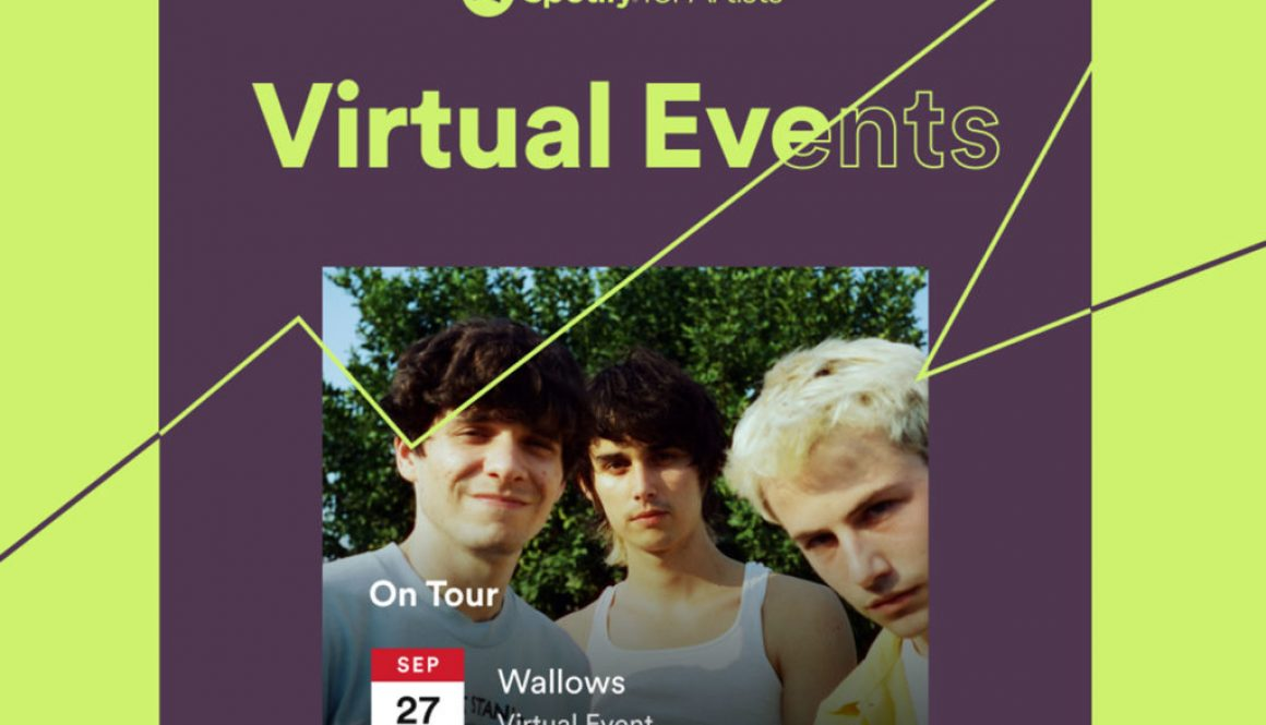 Spotify Integrates Virtual Event Listings in Partnership With Songkick & Ticketmaster