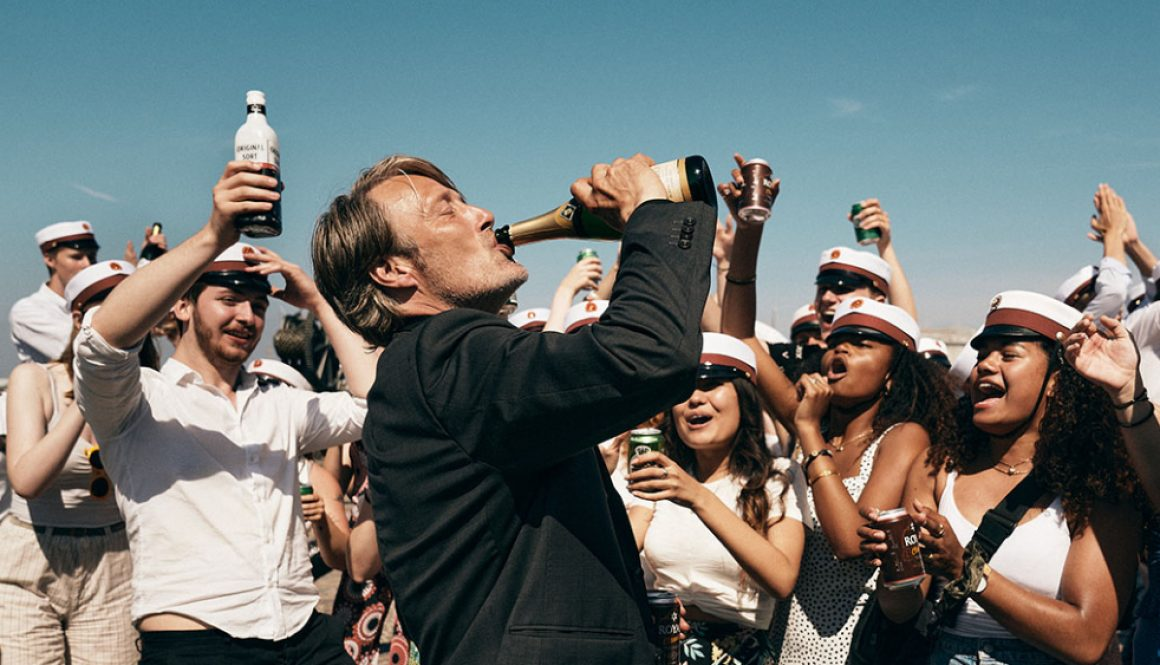 Thomas Vinterberg's 'Another Round' Wins Best Film at BFI London Film Festival