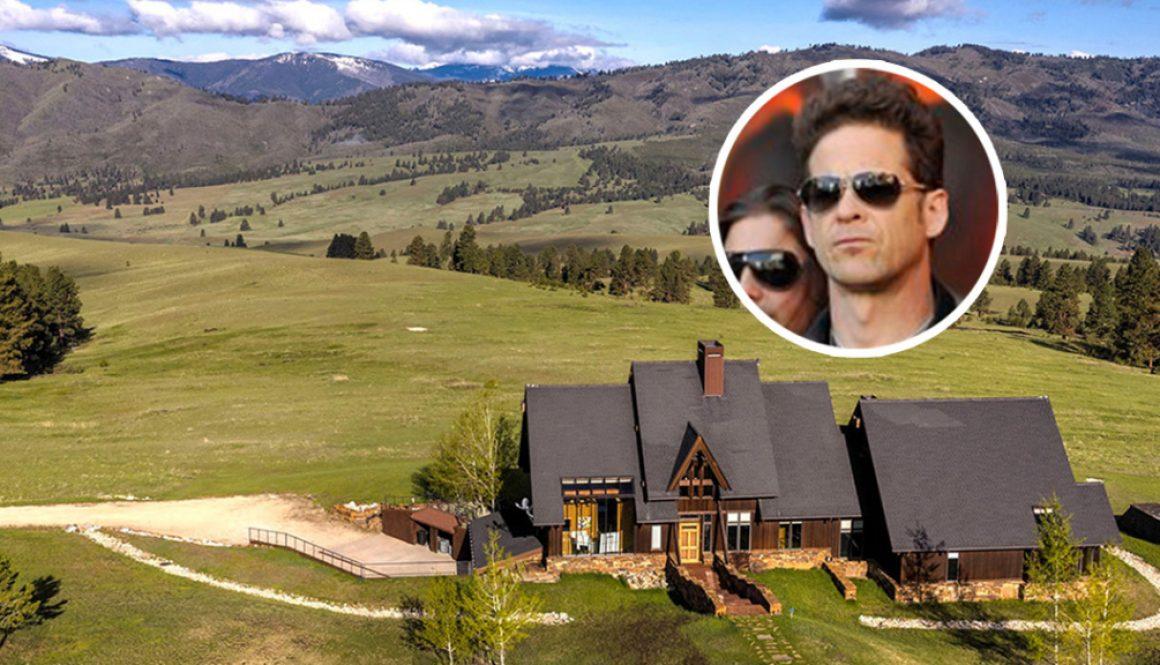 Former Metallica Bassist Jason Newsted Lists Bucolic Montana Ranch