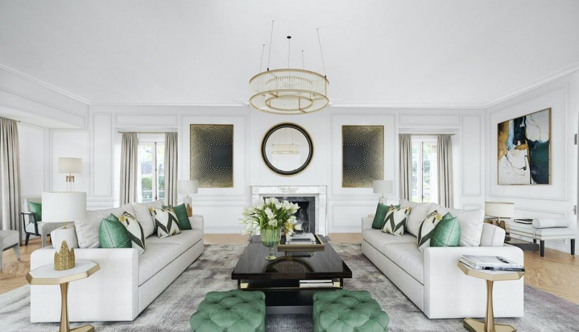 Hollywood Regency Is That Glamorous Style You've Been Trying to Pinpoint