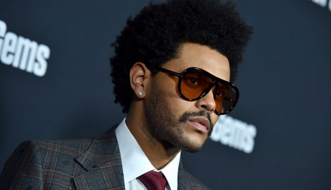The Weeknd Impresses With Uncanny 'Nutty Professor' Halloween Costume
