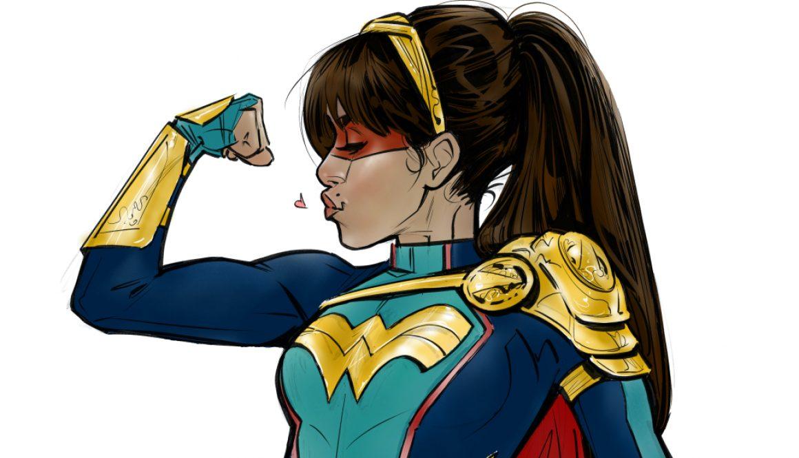 'Wonder Girl' DC Series From Greg Berlanti in Development at CW