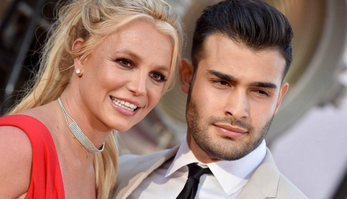 Britney Spears' Boyfriend Sam Asghari Reveals He Recently Tested Positive for Coronavirus