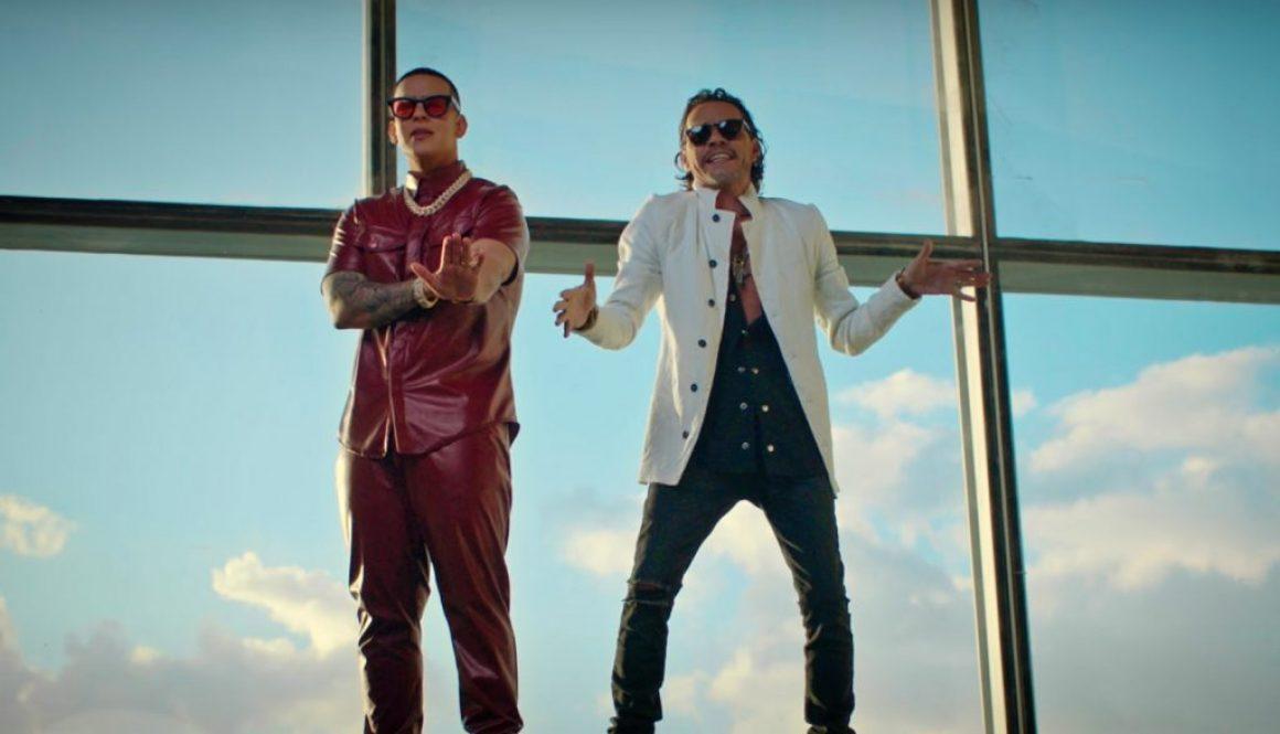 Daddy Yankee & Marc Anthony's 'De Vuelta Pa' La Vuelta' Debuts at No