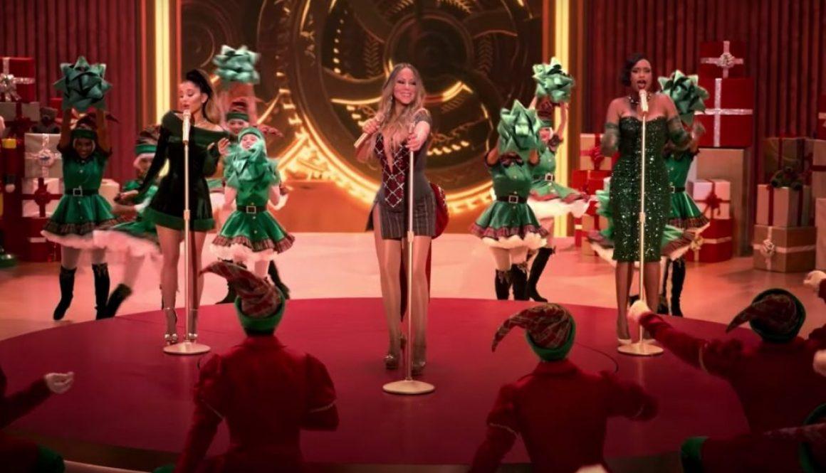 Do You Hear What I Hear? It's 5 Fresh & Festive Holiday Hits, From Mariah Carey to Jonas Brothers