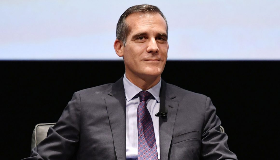 Mayor Eric Garcetti: 'This Is the Greatest Threat to Life in L.A