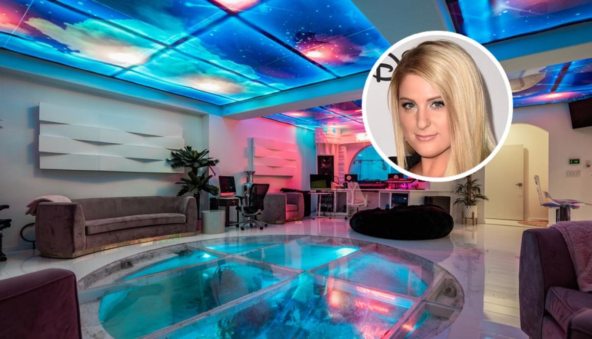 Meghan Trainor Buys Rockstar-Worthy Encino Mansion