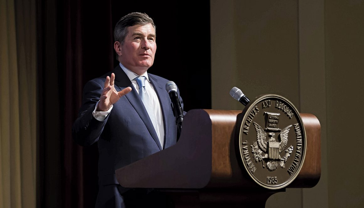 MPA Chief Charles Rivkin's Pay Jumps to $3