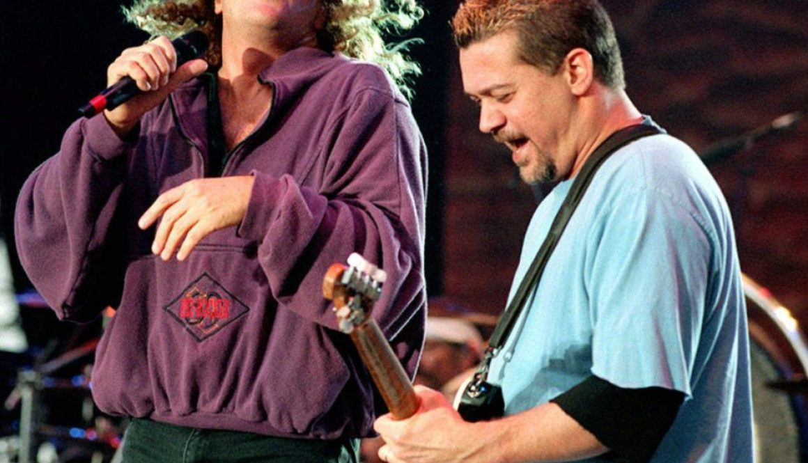 Sammy Hagar Says Final Phone Call With Eddie Van Halen 'Broke My Heart, But Thank God We Connected'