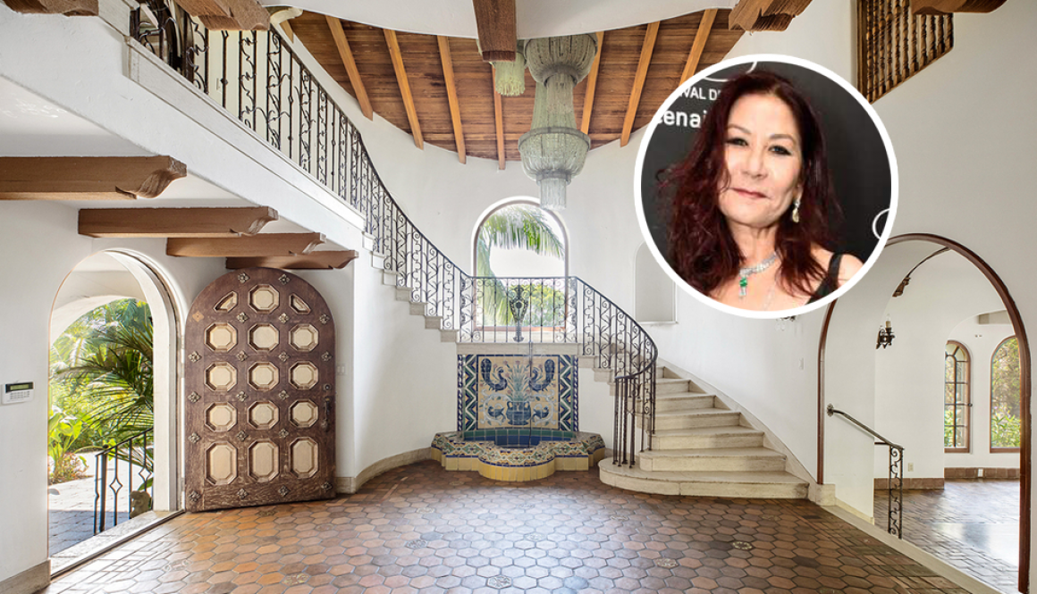 Socialite Anna Shay Asks $16 Million for Landmark Sunset Boulevard Mansion With Mob Ties