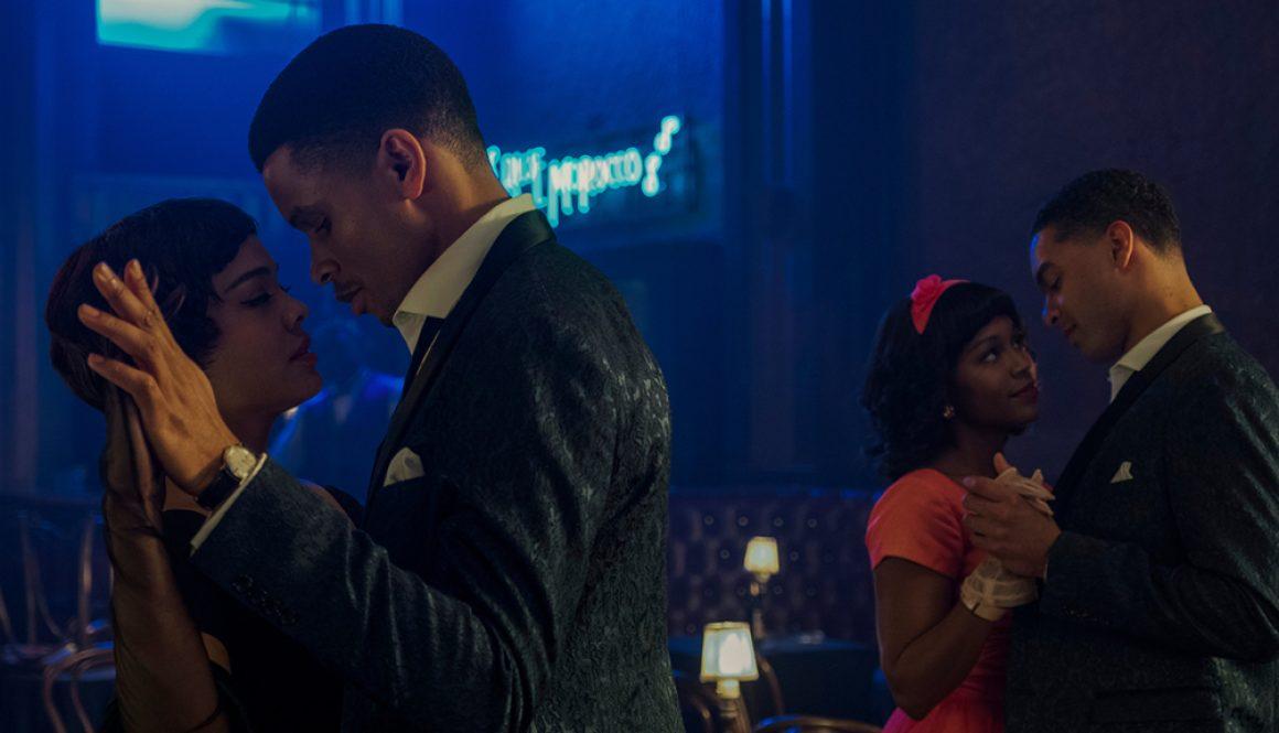 'Sylvie's Love' Stars Tessa Thompson and Nnamdi Asomugha on Capturing the Magic of Classic Romantic Movies