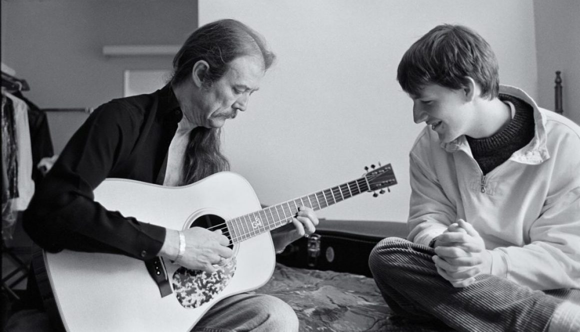 Tony Rice In Memoriam: Punch Brothers' Chris Eldridge Salutes the Greatest Guitar Hero of Bluegrass