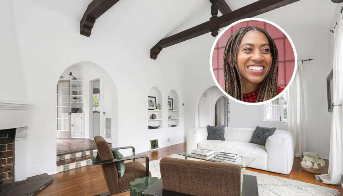 'Y: The Last Man' Screenwriter Olivia Purnell Buys 1930s Spanish Revival