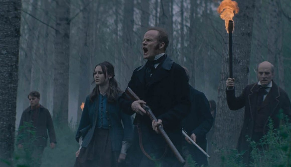 'Eight for Silver' Review: Stylish Gothic Horror That Impresses Mostly With Its Crafty Visuals