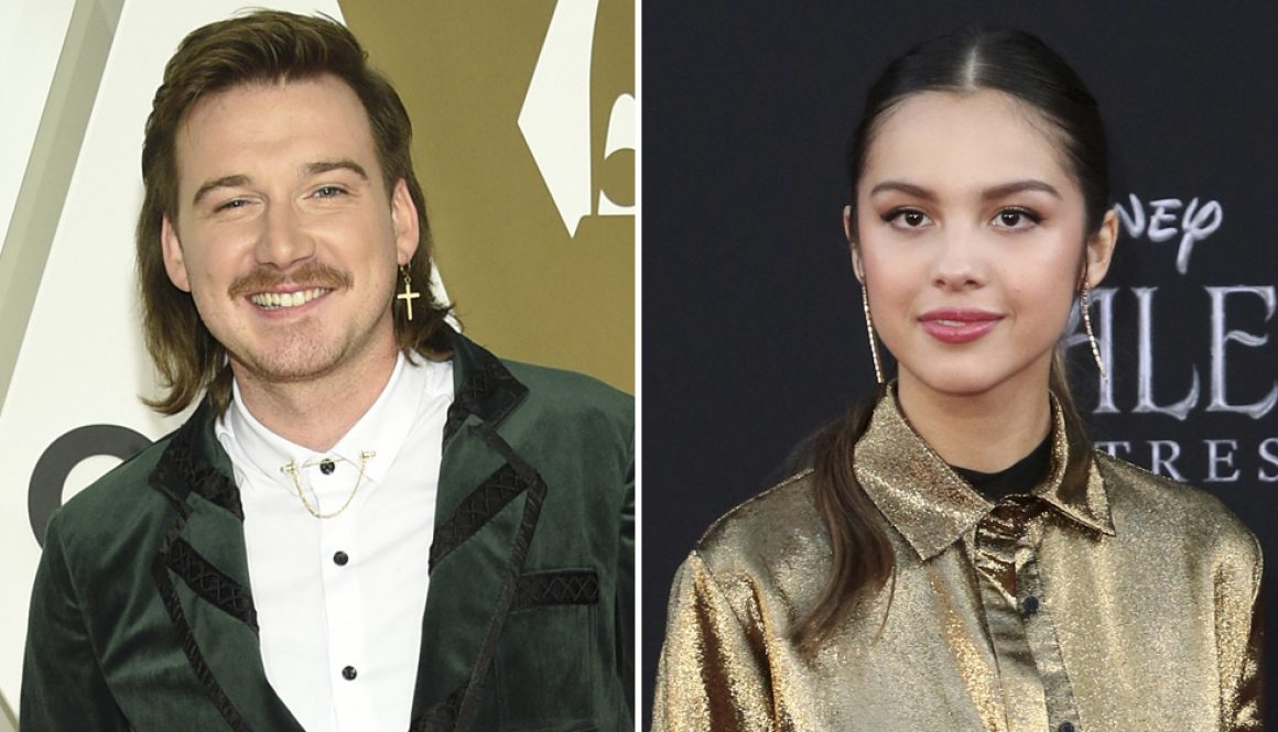 Morgan Wallen, Olivia Rodrigo Have Massive Debuts Atop Album, Song Charts