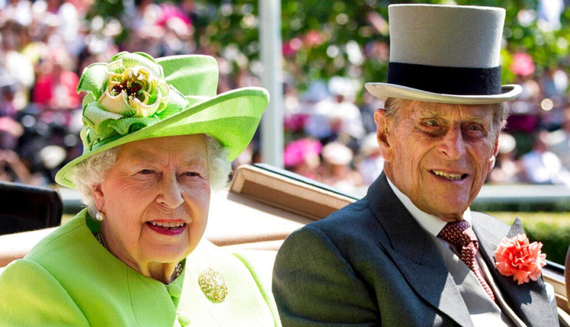 Queen Elizabeth II and Prince Philip Receive COVID-19 Vaccinations