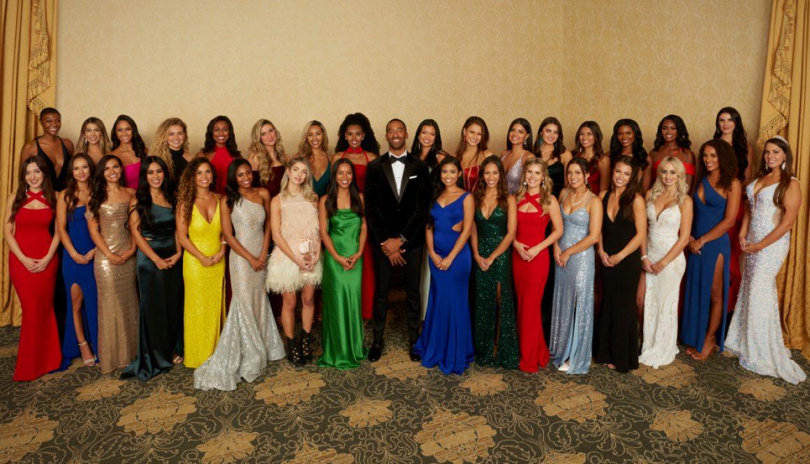 'The Bachelor' Season 25 Premiere Recap: Matt James Debuts as ABC's First Black Bachelor