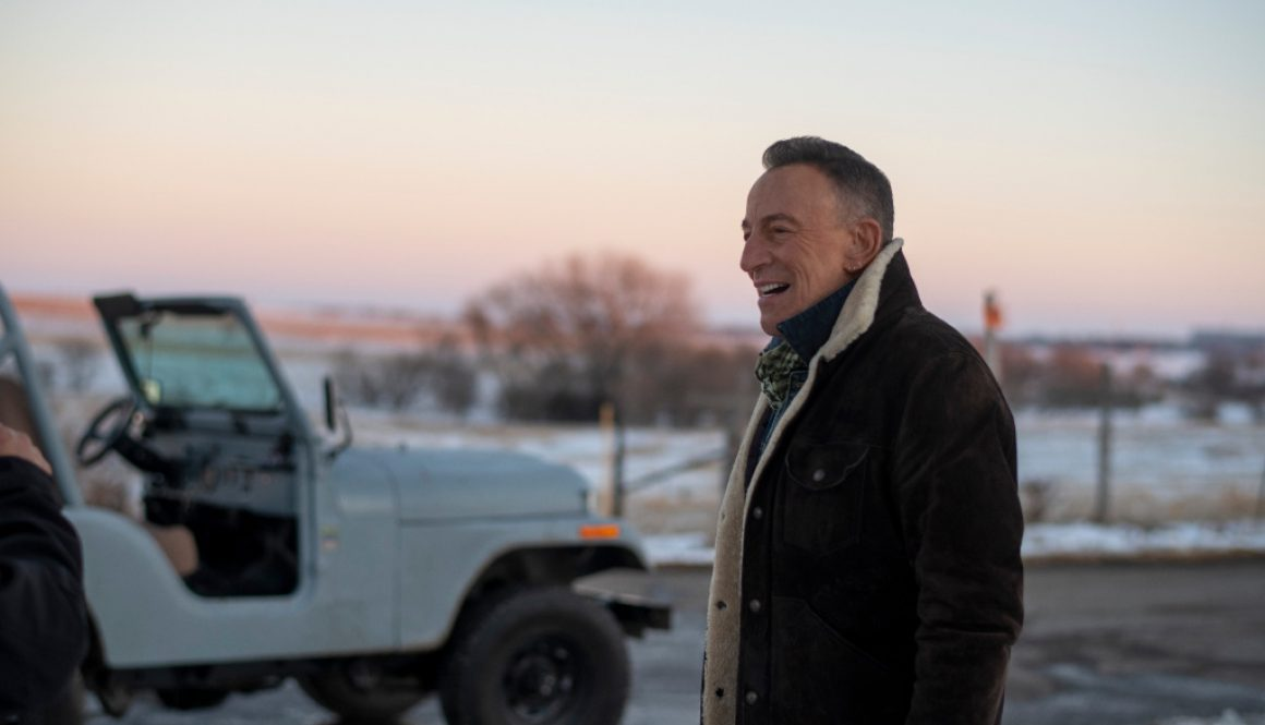 How Bruce Springsteen Agreed To Do a Super Bowl Commercial for Jeep