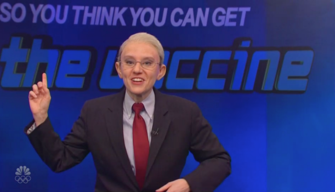 'Saturday Night Live' Creates COVID-19 Vaccine Game Show