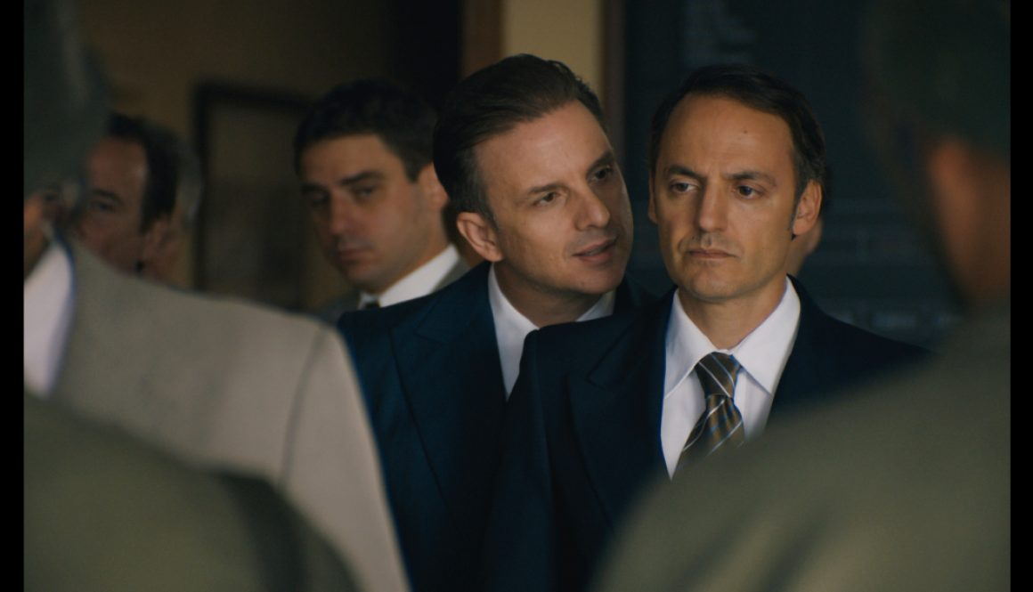 'Azor' Film Review: A Private Swiss Banker Enters the Argentine Junta's Heart of Darkness