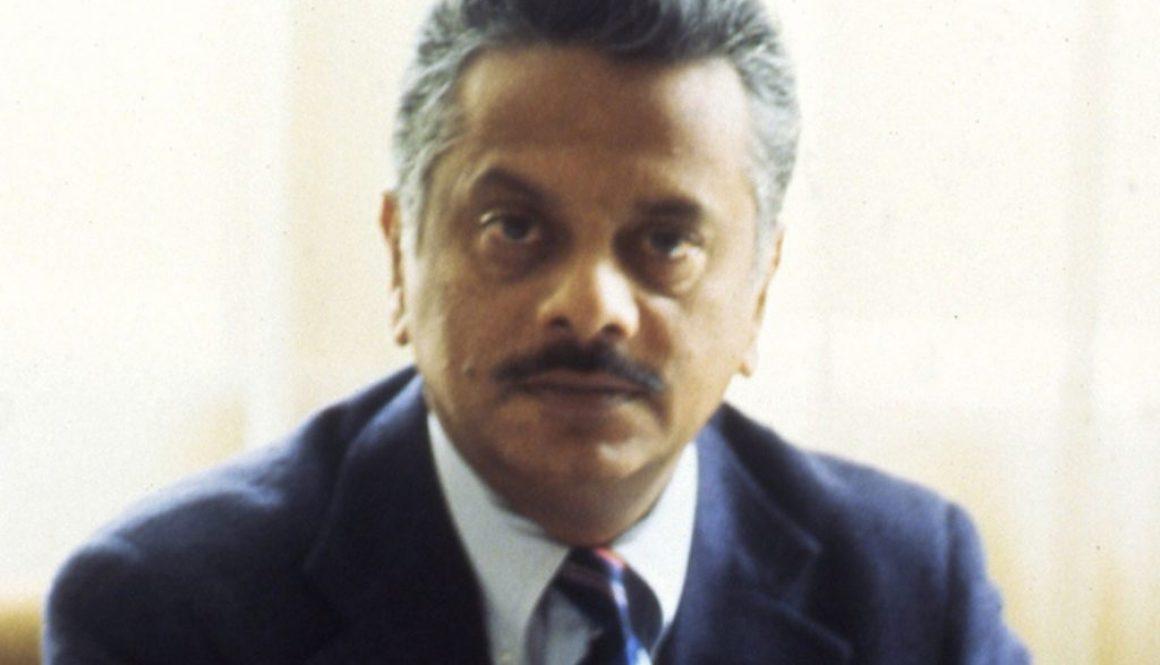Bhaskar Menon, Legendary EMI and Capitol Records Head, Dies at 86
