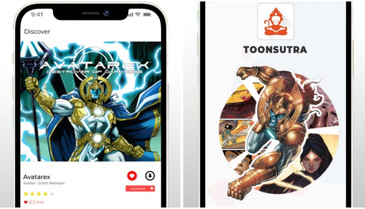 Indian Comics App Toonsutra to Launch in April With 'Baahubali,' Stan Lee's 'Chakra,' (EXCLUSIVE)