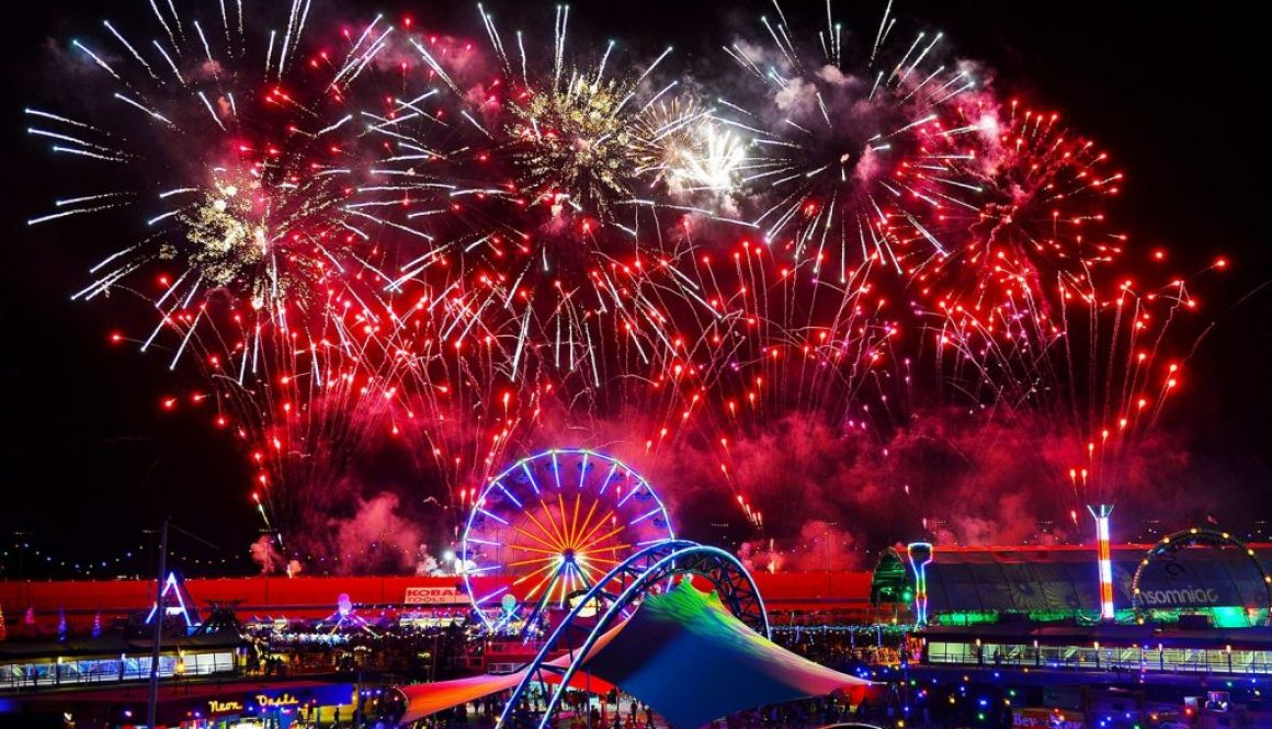 EDC Las Vegas 2021 Is Pushed Back to October: 'We Can't Take That Risk'