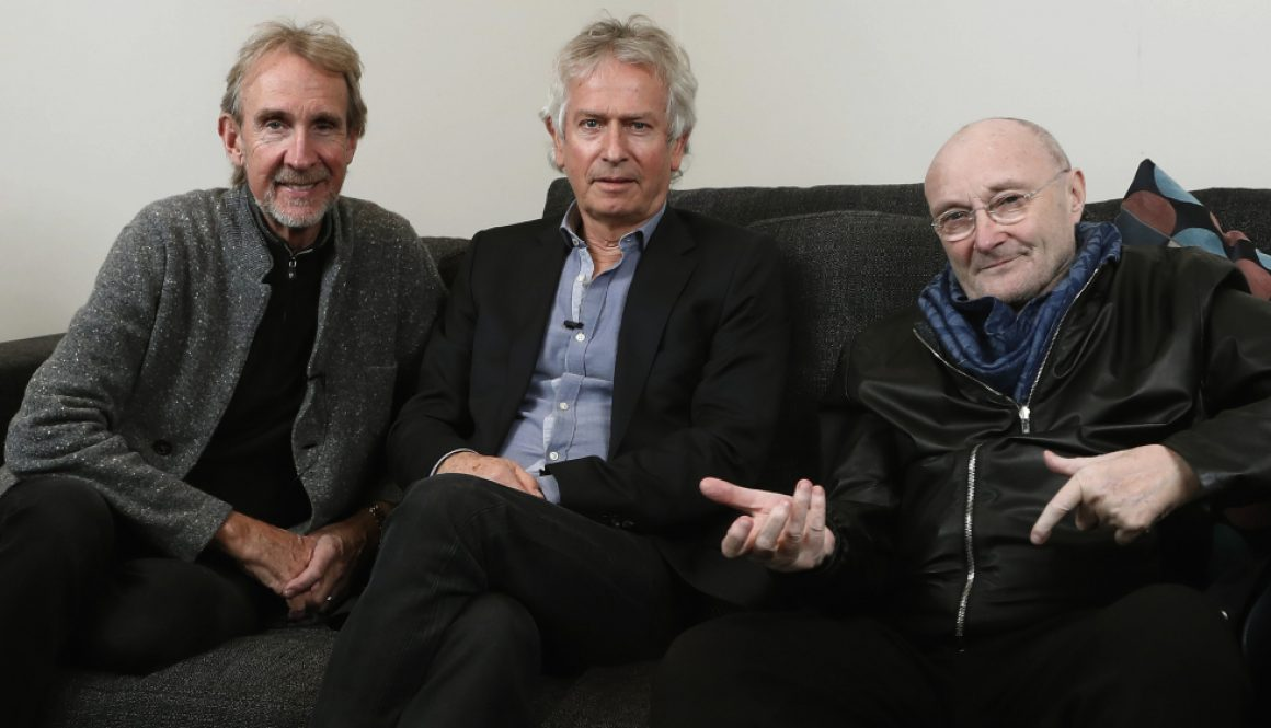 Genesis to Tour North America in November