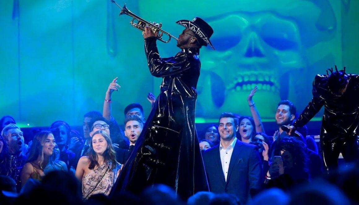 Lil Nas X Keeps U.K