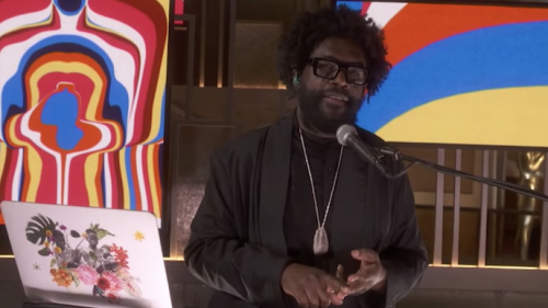 "Questlove's Music Trivia Game at Oscars 2021 Ends With Glenn Close Doing ""Da Butt"""