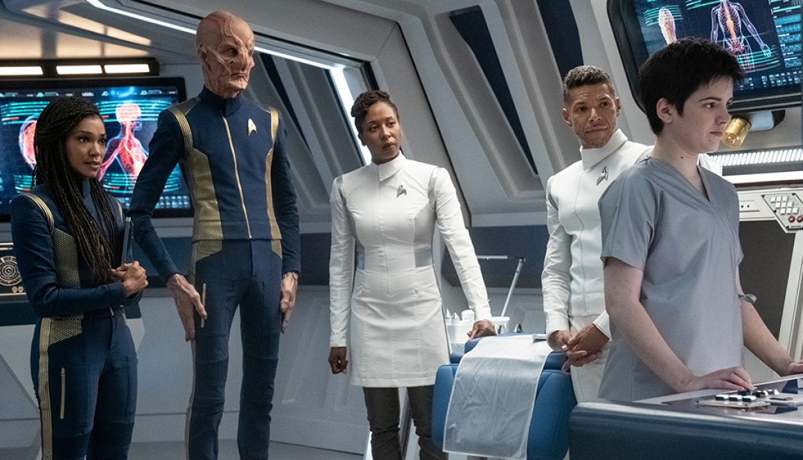 'Star Trek: Discovery' Shuts Down Toronto Production Due to COVID Contact
