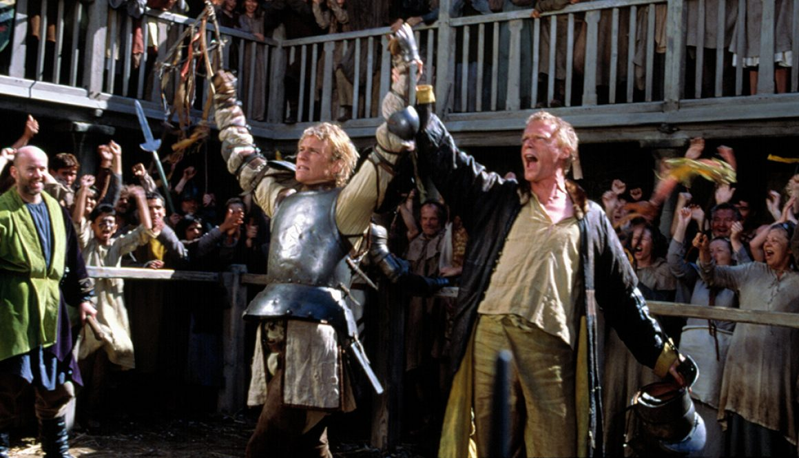 'A Knights Tale' Turns 20: Secrets Behind Heath Ledger's Royal Rock Flick