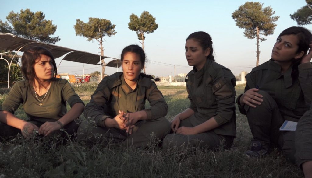 Antonia Kilian's CPH:DOX Screener 'The Other Side of the River' Explores Female Emancipation in Syria's Rojava Region