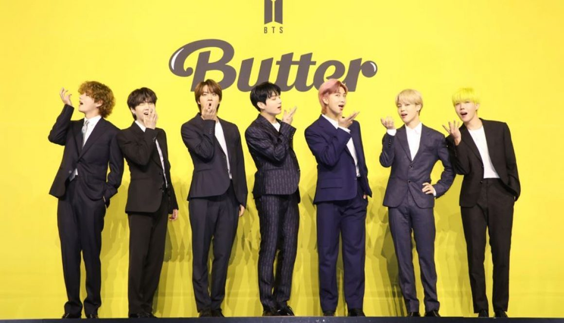 BTS' 'Butter' Breaks YouTube Record for 24-Hour Views